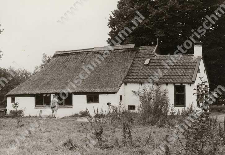 De woning in de jaren zestig van de 20e eeuw.
