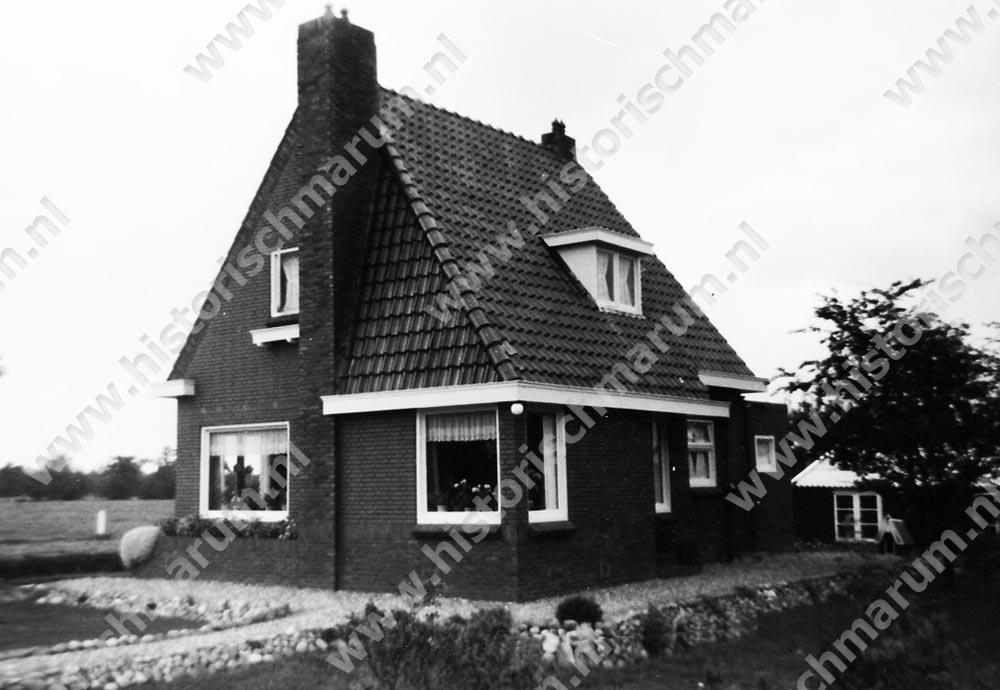 1969 Goed zichtbaar is dat 'De Hoorn' nog gebouwd moet worden.
