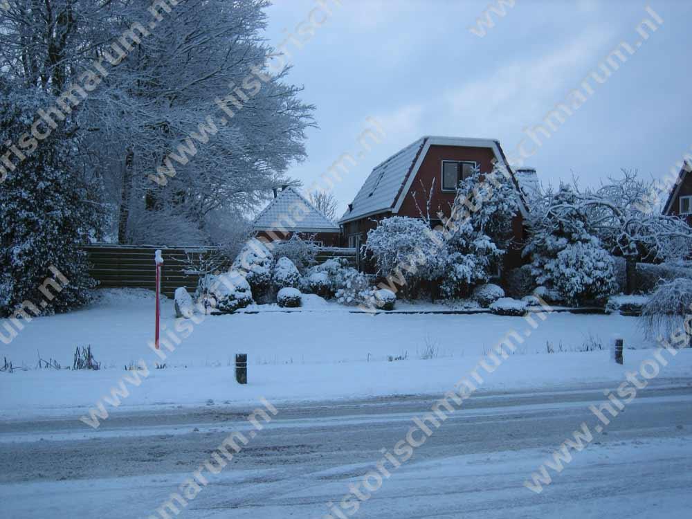 Wintergezicht ingezonden door dhr. Van Laere