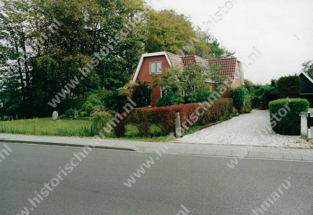 De woning in 2000 (Van Laere).