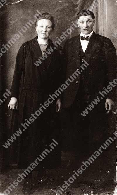 Egbert en Hesselina Ipema-Veenstra