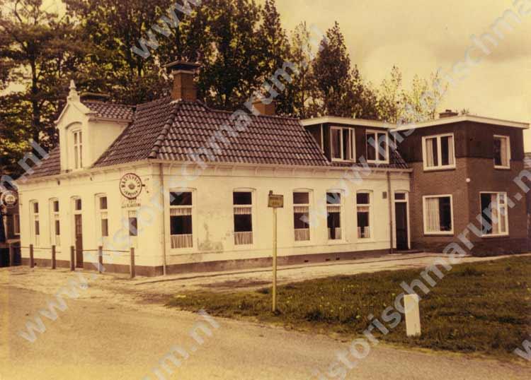 Café Klaassens in 1975