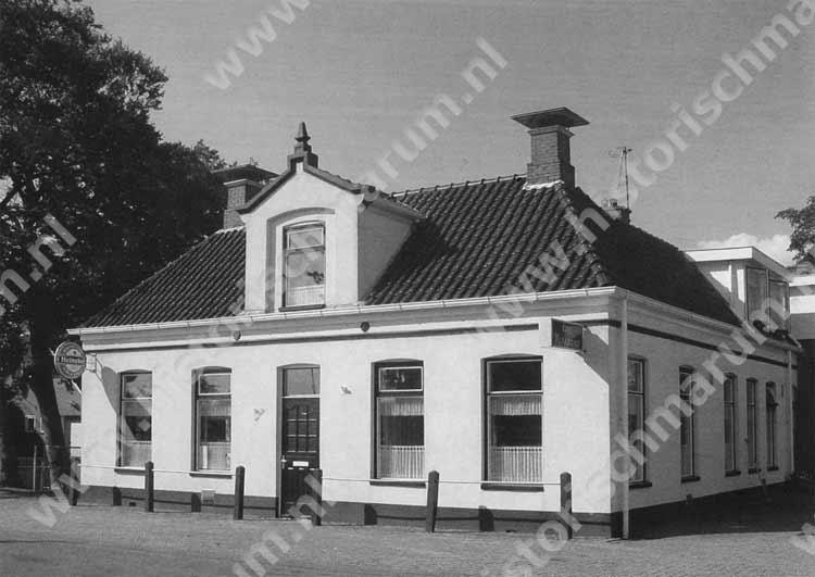 Café Klaassens circa 2003