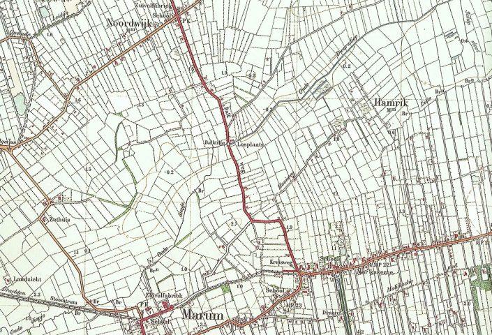Hamrik De - Topografische Atlas 1925 (te vergroten)